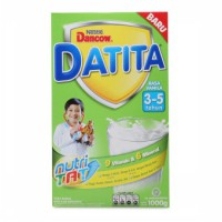 DANCOW DATITA MADU/VANILA 1000GR (PACK OF 5)
