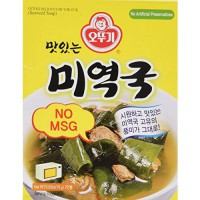 [macyskorea] Ottogi Delicious Seaweed Soup (0.63 oz /2 servings) 2/4494448