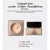 3 Concept Eyes ( 3CE ) Cover Cream Foundation