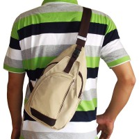 Kanggaro F-Satchel Backpack Tessa (Khaki)