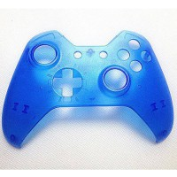 [poledit] Gametown Front Housing Case Shell Cover for Xbox one Controller Transparent Blue/13137931