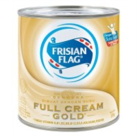 FRISIAN FLAG FULL CREAM GOLD 375g ( isi 12 )