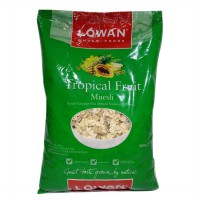 Lowan Oat Tropical Fruit Muesli 500gr