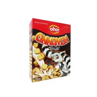 Oho Cereal Flakes with Cinnamon 250 Gr