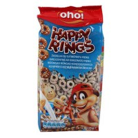 Oho Cereal Happy Rings 250 Gr