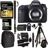 [poledit] Ritz Camera Canon EOS 6D 20.2 MP CMOS Digital SLR Camera (Body only) and Accesso/13527667