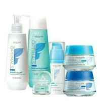 Optimals White Radiance Skin Set by Oriflame / Paket Perawatan Kulit Bercahaya