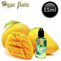 Hype Juice 55ml Eliquid Vape - Mango Cracky (Malay Liquid)