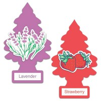 LITTLE TREES AIR FRESHENER / PARFUM MOBIL