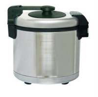 [Maspion] MRJ 210BS Rice Jar 20L Silver