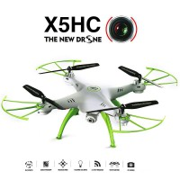 Quadcopter RC Syma X5HC HD Camera Upgrade Dari X5SC X5C
