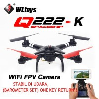 WL Q222K DRONE FPV Wifi LIVE VIDEO CAMERA