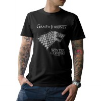 Kaos Game of Thrones Winter is Coming Stark