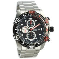 Orient Jam Tangan Pria Silver Stainless Steel FTT16002B