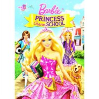 [DVD] BARBIE : PRINCESS CHARM SCHOOL [License Indonesia]