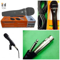 TOA MICROPHONE ZM-270 TIPE MOVING COIL