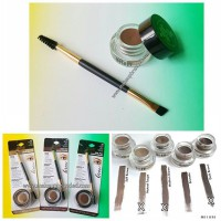 Milani Stay Put Brow Color (pomade + brush)