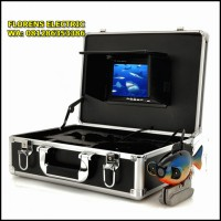 Underwater Fishing Camera - 7 Inch Monitor, 20m Cable ,Hard Case