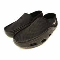 Ardiles Slip On BBC 1609 - Black (Ukuran 38-43)
