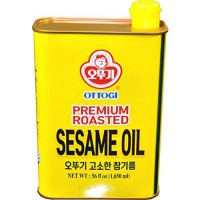 [macyskorea] Premium Roasted Ottogi Sesame Oil (56 fl.oz.: 1650ml)/10781868