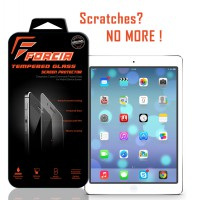 FORCIA Tempered Glass Screen Protector for iPad Air