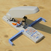 A * NEW * [MAX] Made in Japan .. Japan Max powerful wings / Binding Wing stapler for HD-3DL (seutempeulreo / Staples