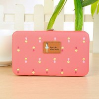 JIMS HONEY WALLET LADY PEACH DOMPET WANITA IMPORT PREMIUM