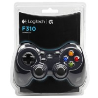 Logitech F310 Stick Game Controler USB PC Joystick Joystik Controller