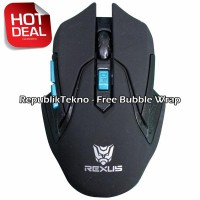 Rexus Wireless Gaming Mouse RXM S5 Aviator 6 Button