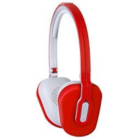 [poledit] Altec Lansing Over the Head Foldable Headphone with Mic, Red - MZX662 (T1)/5460571