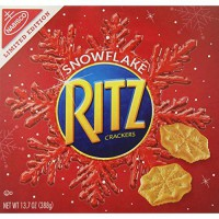 [poledit] Ritz Crackers, Snowflake, 13.7 Ounce Box (Pack of 12) (T2)/14705898