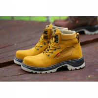 Sepatu safety ujung besi KICKERS glove / Steel Toe Safety Shoes 39-43