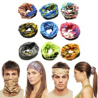 MULTIFUNCTIONAL HEADWEAR (BUFF/BANDANA SEAMLESS SERBAGUNA)