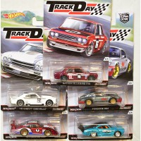 Die Cast Hot Wheels 2016 Car Culture Track Day Series