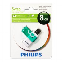 Flashdisk PHILIPS Vivid 8GB