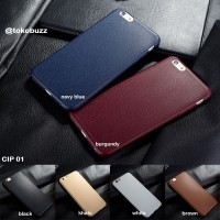 Iphone 5 / 5s / 6 / 6s Luxury Soft Skin / Kulit Casing / Case / Cover