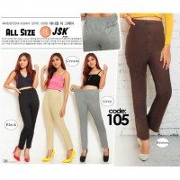 CELANA PENSIL - JSK-105 KATUN STRETCH MODEL PENSIL 3 WARNA | ALL SIZE | RM00031R