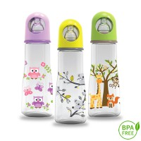 Baby Safe JP003 Feeding Bottle 250ml - Botol Susu