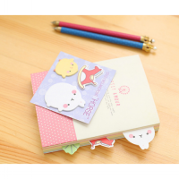 Memo Stick It Sticky Notes Post It Motif Kuda Daun Kue Lucu  - KSY075