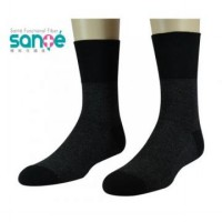 Sante Health deodorant socks - socks gentleman mouth wide dual -L 6