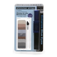 Physicians Formula Classic Collection Shimmer Strips Custom Eye Enhancing Shadow & Liner Mascara Duo