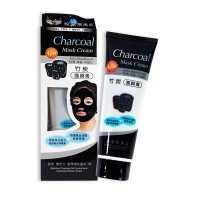 Charcoal Mask Cream Atau Masker Arang Anti Black Head