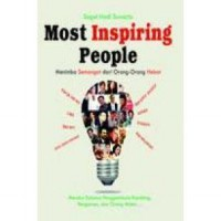 Most Inspiring People
