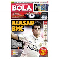 [SCOOP Digital] Tabloid Bola / ED 2716 NOV 2016