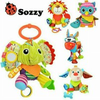 SOZZY ACTIVITY TOYS / BABY ACTIVITY TOYS / MAINAN BAYI
