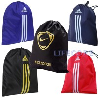 Tas Adidas Nike Shoes Bag Sports Football Soccer Gym Sack Pouch Backpack