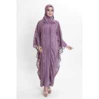 FORTWO forTWO Falerie Tulle Lace FW-189 - Purple Dusty