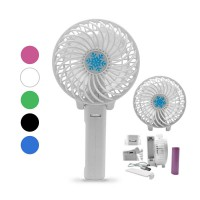 Mini Fan Portable / Kipas Tangan / Kipas Angin Tangan / Mini Hand Fan Reacharger HF 308