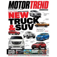[SCOOP Digital] MOTOR TREND Indonesia / NOV 2016