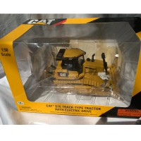 [Norscot] Caterpillar / CAT D7E Track-Type Tractor with Electric Drive Diecast - Scale 1:50